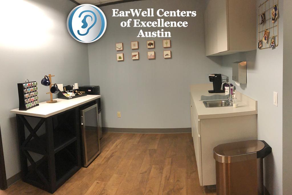 EarWell Center Austin room