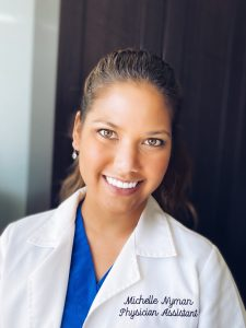 Michelle Nyman, PA-C Physician Assistant-Certified Austin